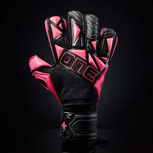 One Glove Goalkeeper SLYR Hyper PNK